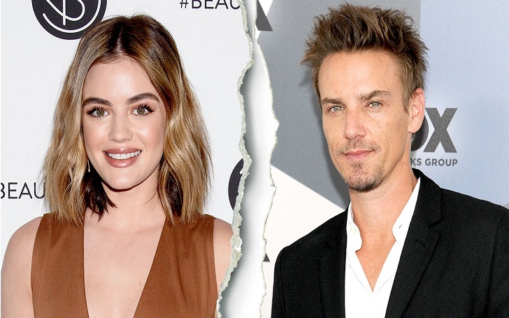 Lucy Hale and Riley Smith Split: Is She Dating A New Boyfriend Ryan Rottman?