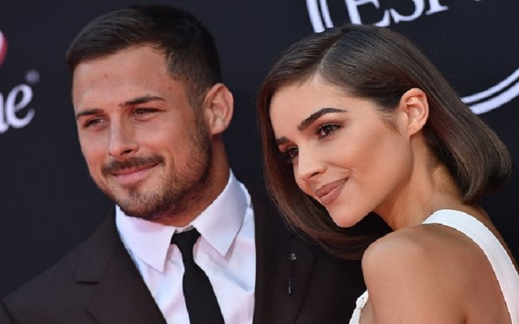 Olivia Culpo and Danny Amendola Are Officiallly Back Together