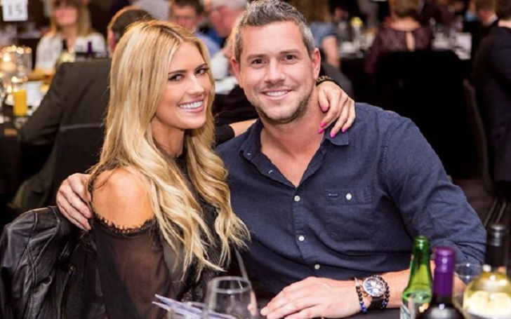 Christina El Moussa's Boyfriend Ant Anstead Declares His Love in Sky Writing on Her 35th Birthday