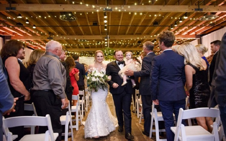 Country Singer Josh Abbott Gets Married to Fiancee Taylor Parnell: Wedding Photos & Details