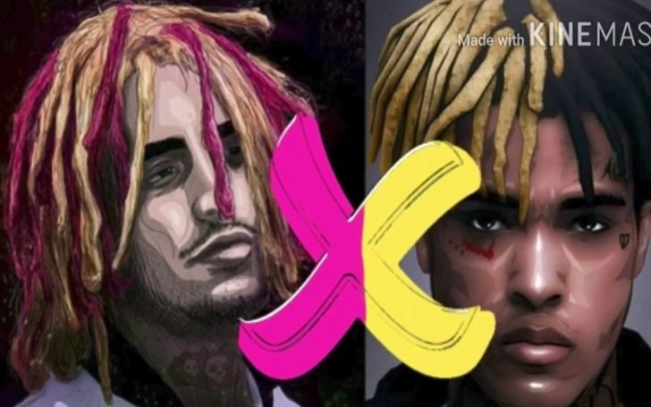 Lil Pump Reacts on Individuals Who Disrespected & Destroyed XXXTentacion's Memorial
