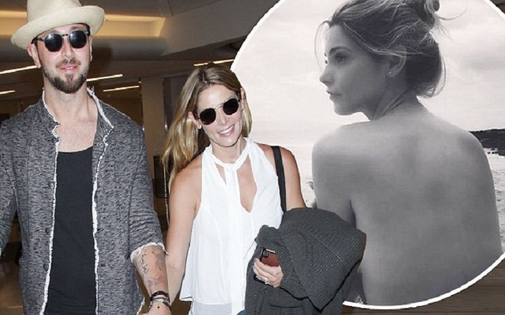 Ashley Greene Looks Sexy Going Naked on Nude Beach During Honeymoon With Husband Paul Khoury