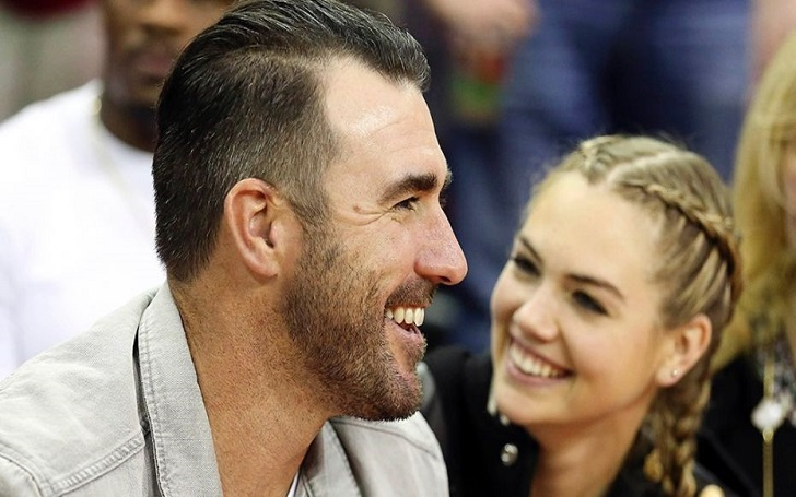 Kate Upton Is Pregnant, Expecting First Child With Husband Justin Verlander