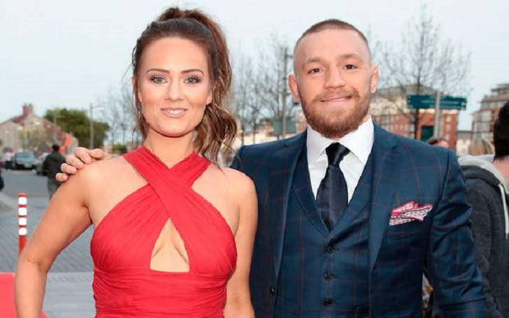 Conor McGregor's Girlfriend Dee Devlin Is Pregnant, Expecting Second Child Together