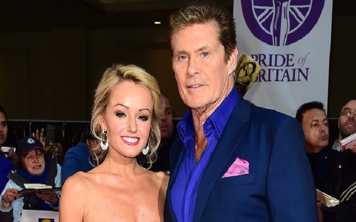David Hasselhoff Will Be Marrying Fiancee Hayley Roberts This Month: Reveals Wedding Details