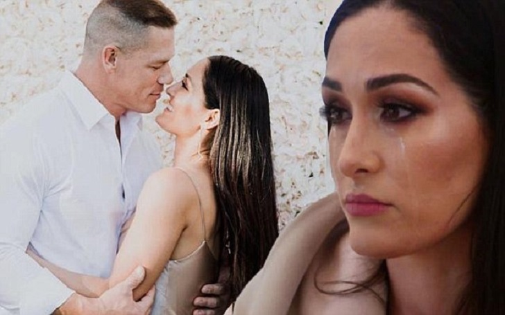 Nikki Bella Comments On John Cena's Adult Scenes And How That Affected Their Relationship
