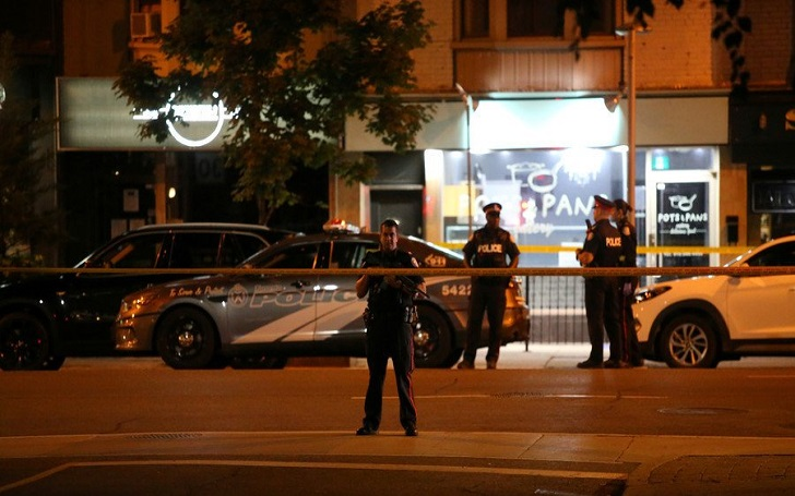 Two People (Including Shooter) Dead and 13 Injured in Toronto Mass Shooting