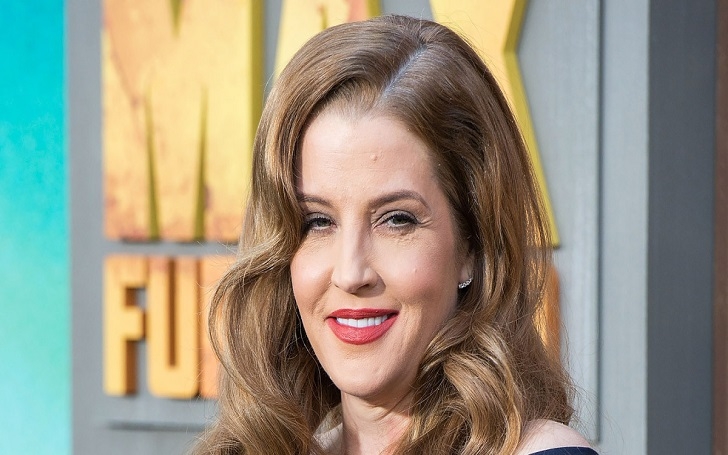 Lisa Marie Presley Sued by Former Manager Barry Siegel for $800,000