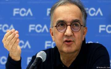 Sergio Marchionne, CEO Who Saved Fiat and Chrysler, Dies at Age 66