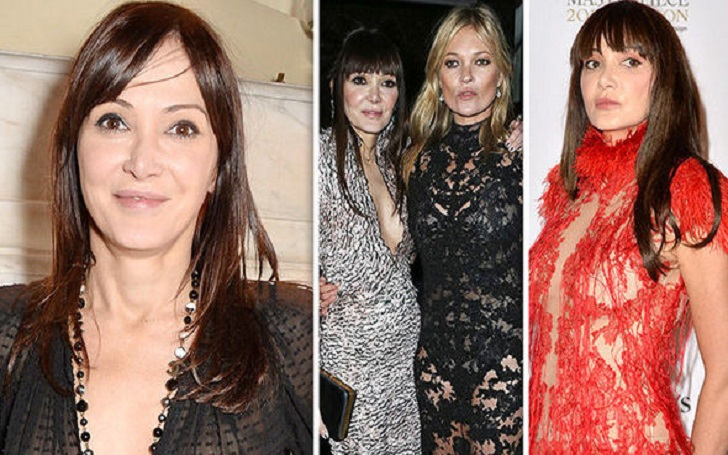 'Ladies of London' Star Annabelle Neilson Laid to Rest: Funeral Attended by Kate Moss & Naomi Campbell and Other Celebrities