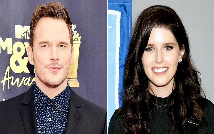 Chris Pratt Packs PDA With Girlfriend Katherine Schwarzenegger, Kisses During Outing With His Son