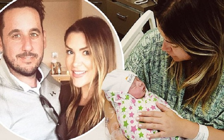 Alex Murrel Gives Birth, Welcomes Second Child, a Baby Boy With Husband Kyle Mark Johnson