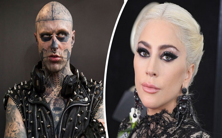 Montreal Model Rick 'Zombie Boy' Genest, Dies of Apparent Suicide at 32: Lady Gaga Pays Tribute