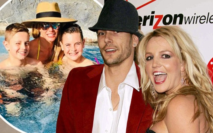 Kevin Federline Tries to Settle Custody Battle With Ex-Wife Britney Spears Out of Court
