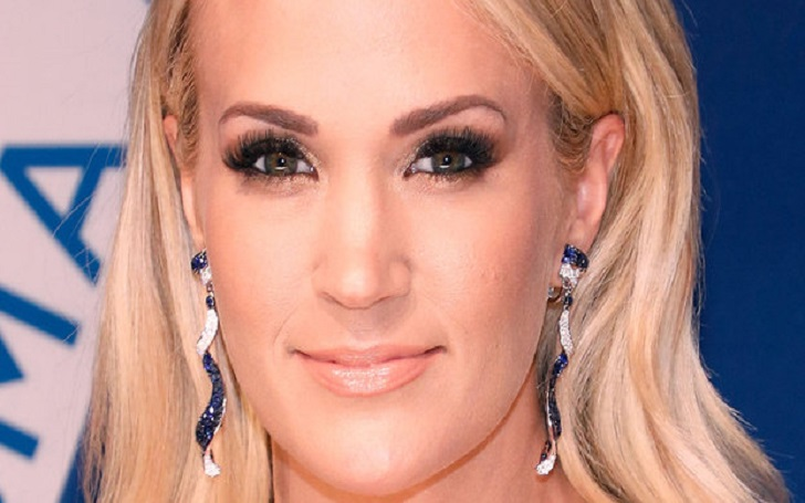 Carrie Underwood Debuts Baby Bump After Announcing Pregnancy With Husband Mike Fisher: Photo