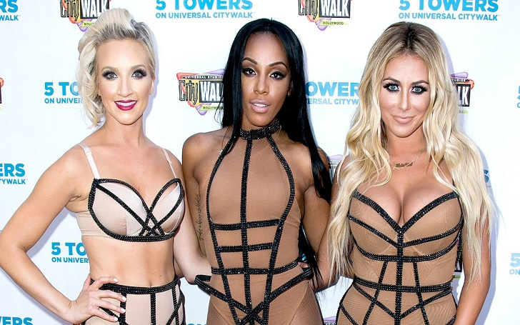 Danity Kane's Dawn Richard, Aubrey O'Day and Shannon Bex Are Reuniting For Tour