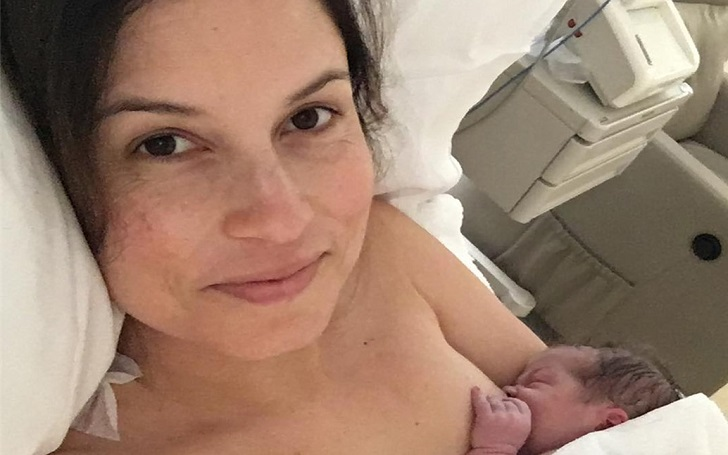 Missy Higgins Gives Birth, Welcomes Second Child, a Baby Girl With Husband Dan Lee