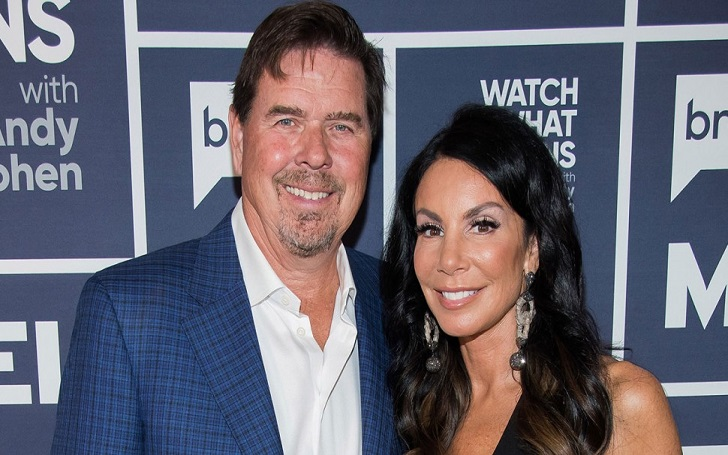 Marty Caffrey, 'RHONJ' Star Danielle Staub's Husband, Hires a Divorce Attorney