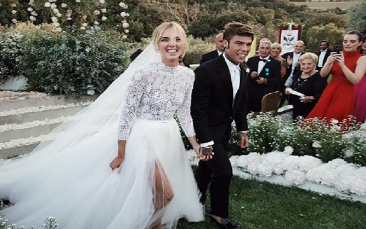Chiara Ferragni  Gets Married to Boyfriend Fedez in Italy: Wedding Details