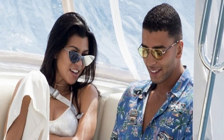 Kourtney Kardashian and Boyfriend Younes Bendjima Reunite After One Month of Split