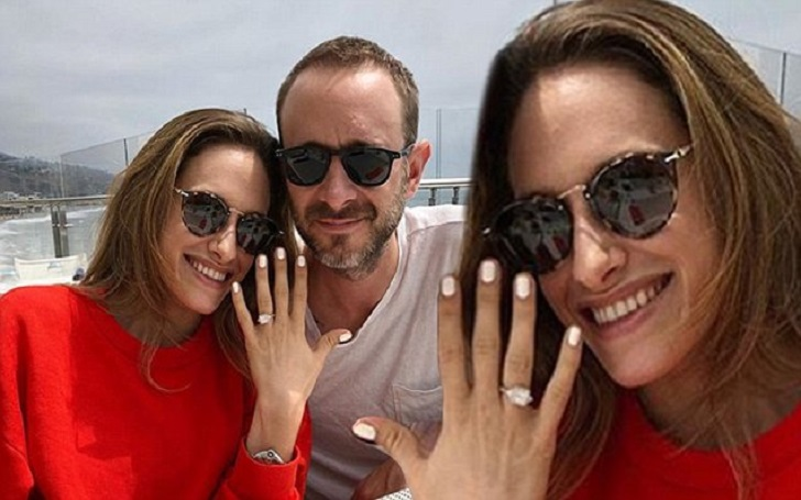 'Mr. Robot' Actress Carly Chaikin Engaged to Boyfriend Ryan Bunnell: Engagement Ring Photo
