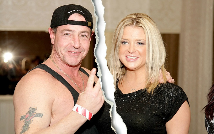 Kate Major Files For Divorce: Splits With Husband Michael Lohan After 4 Years of Marriage