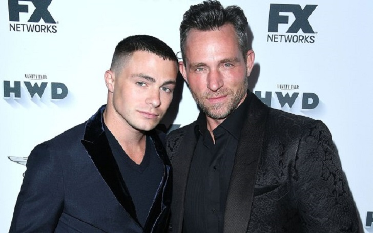 Gus Kenworthy Says  Jeff Leatham and Colton Haynes Stand in Relationship Four Months After Divorce Filing