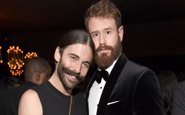 Queer Eye's Jonathan Van Ness Is Dating a New Boyfriend Wilco Froneman