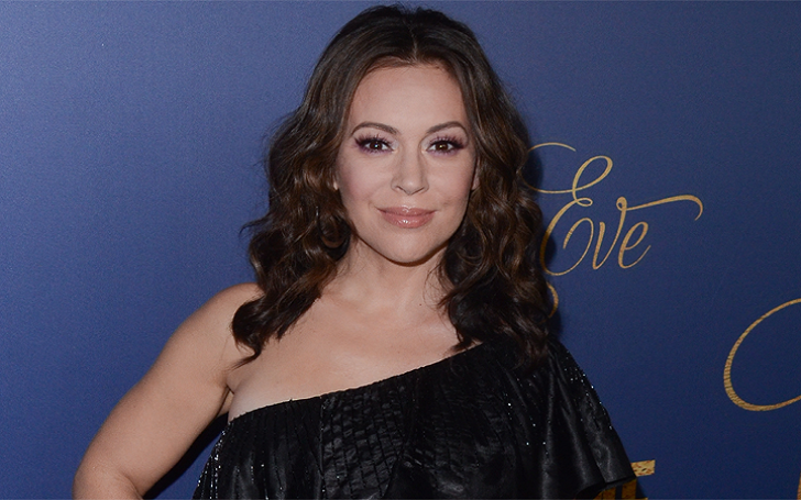 Alyssa Milano Says She Was Sexually Assaulted at Teenage In Response to President Donald Trump's Controversial Tweet