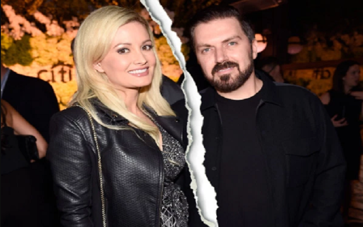 Holly Madison's Husband Pasquale Rotella Files For Divorce: Splits After Five Years of Marriage
