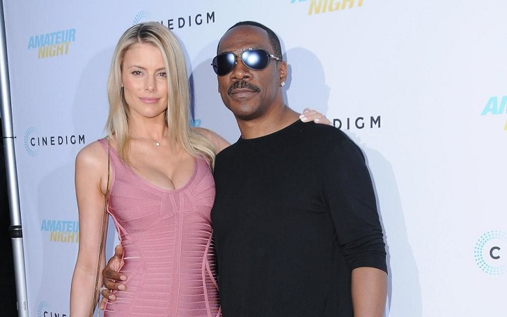 Eddie Murphy and Pregnant Girlfriend Paige Butcher Are Engaged: Engagement Ring Photo