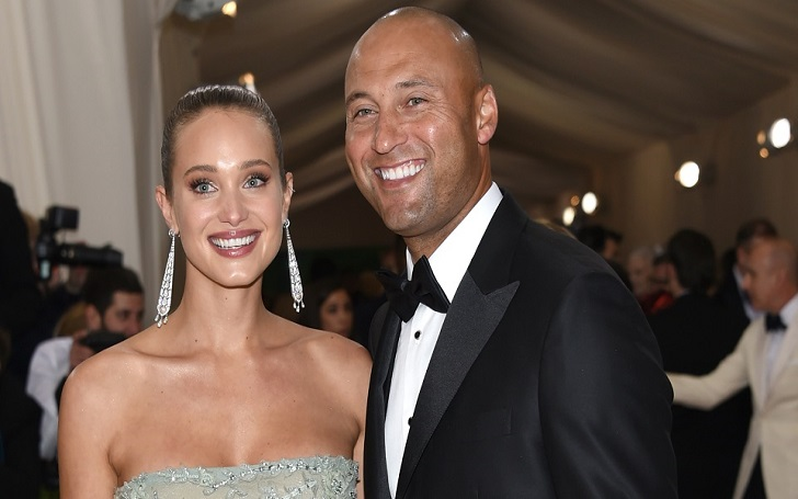Hannah Davis Is Pregnant, Expecting Second Child With Husband Derek Jeter: Baby Bump Photo