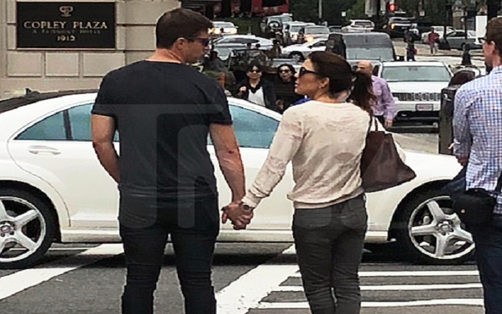 Bethenny Frankel Dating a New Boyfriend Two Months After Ex Dennis Shields' Death: Kissing Photo