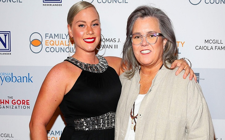 Rosie O'Donnell Gets Engaged to Police Officer Girlfriend Elizabeth Rooney