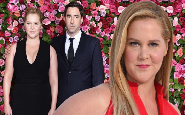 Amy Schumer Is Pregnant With Husband Chris Fischer's Baby, Expecting First Child Together