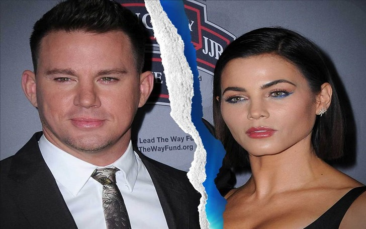 Jenna Dewan Files for Divorce From Estranged Husband Channing Tatum Months After Split