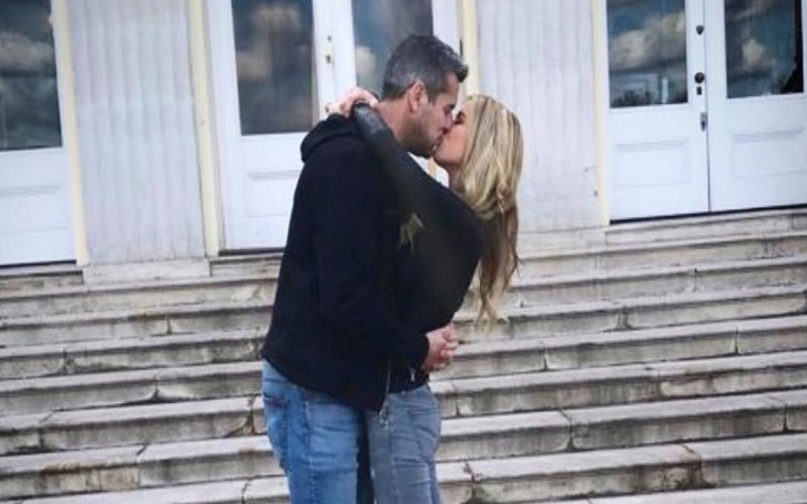 Christina El Moussa and Boyfriend Ant Anstead Celebrate One-Year Anniversary