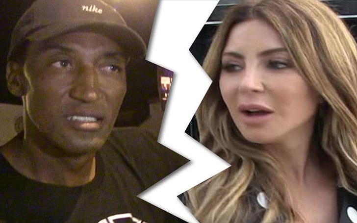 Scottie Pippen's Wife Larsa Pippen Files for Divorce From Him : Splits After 21 Years of Marriage