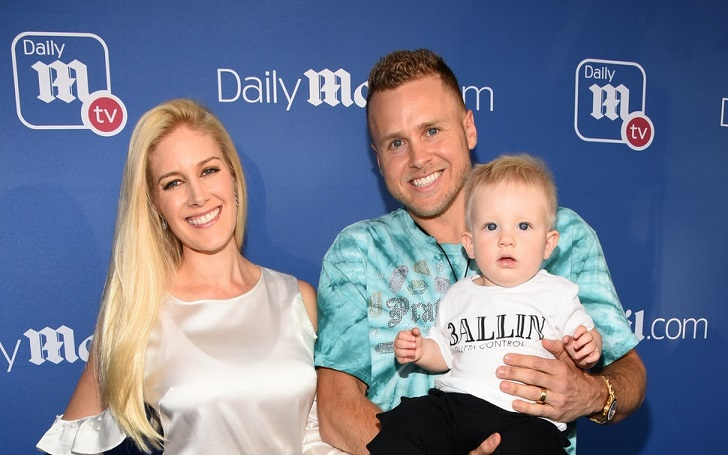 Heidi Montag and Her Husband Spencer Pratt Celebrate 10th Wedding Anniversary