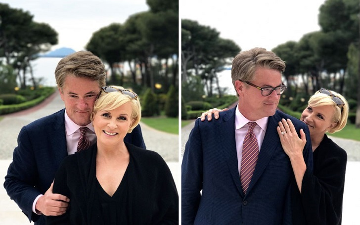 Joe Scarborough and Fiancee Mika Brzezinski Marry: Wedding Details