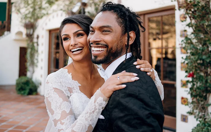 Miguel Marries Longtime Girlfriend Nazanin Mandi in an Intimate Wedding Ceremony