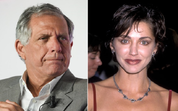 Bobbie Phillips Accuses Les Moonves of Sexual Misconduct