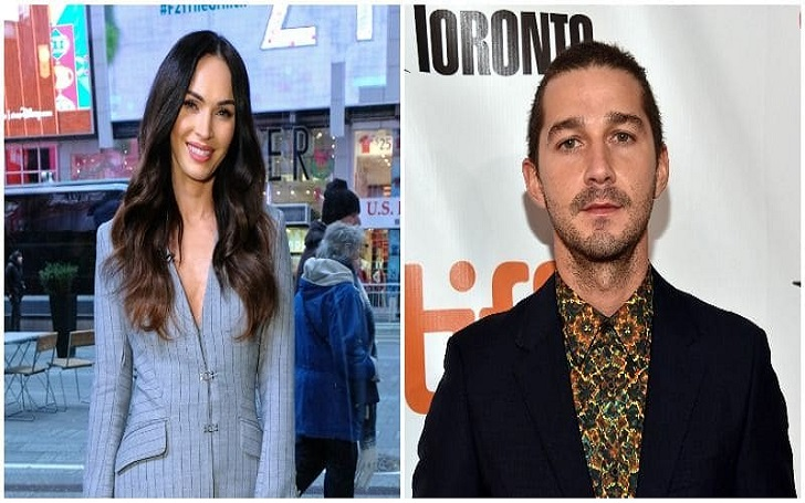 Megan Fox Confirms She Previously Dated Shia LaBeouf