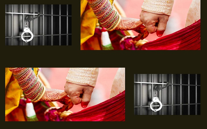A Woman Arrested for Marrying '17-year-old' Boy in Mumbai, India
