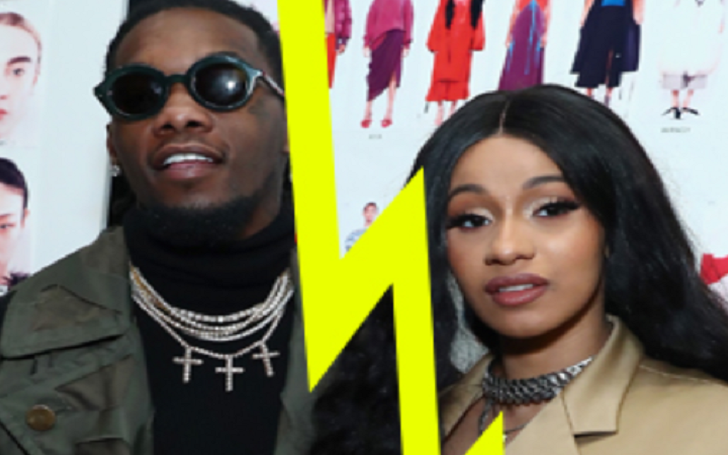 Cardi B and Husband Offset Have Split After One Year of Marriage