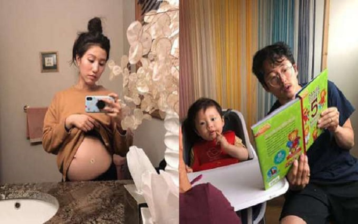 Steven Yeun's Wife Joana Pak is Pregnant, Expecting Second Child Together