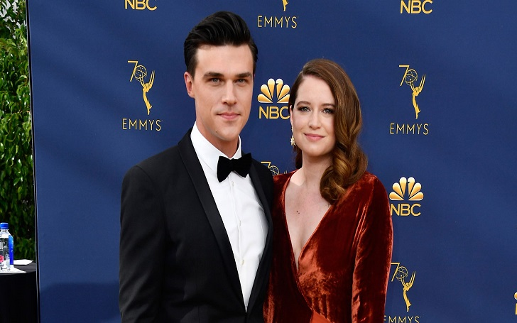 Finn Wittrock's Wife Sarah Roberts is Pregnant, Expecting Their First Child: Photo