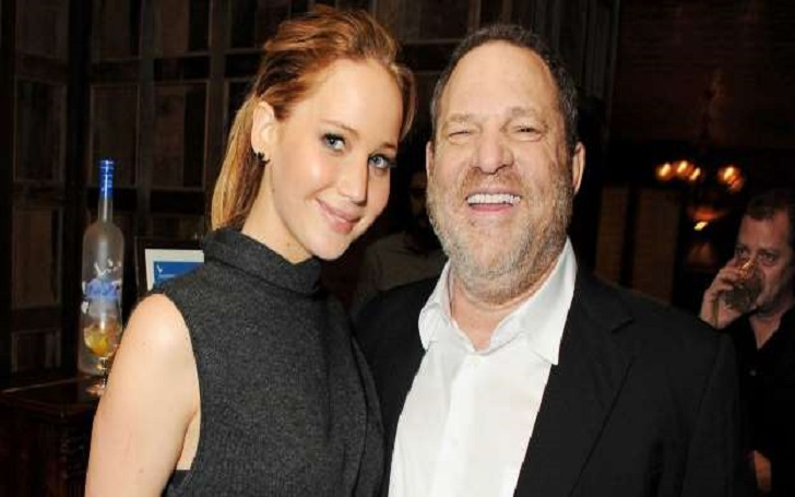 Jennifer Lawrence Says She Never Had Sex With Harvey Weinstein