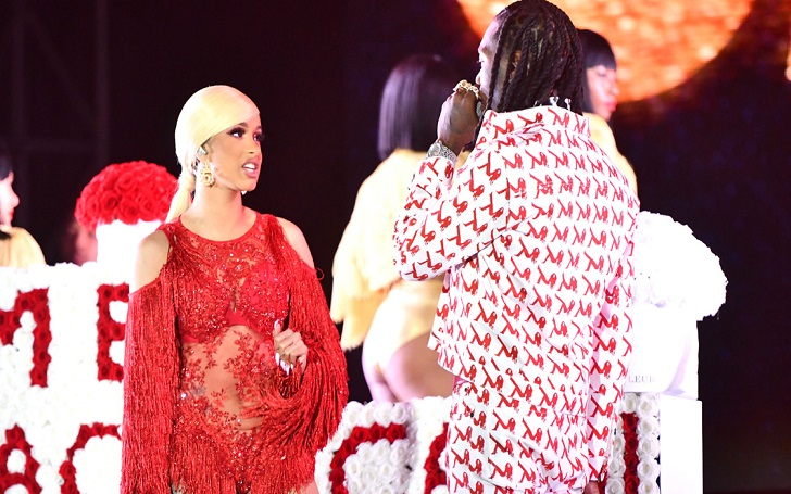 Offset Breaks Silence After Crashing Wife Cardi B's Performance to Apologize