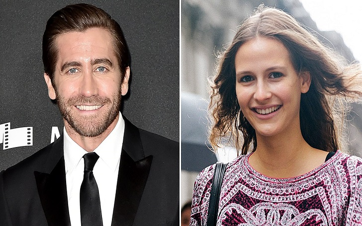 Jake Gyllenhaal is Dating a New Girlfriend Jeanne Cadieu